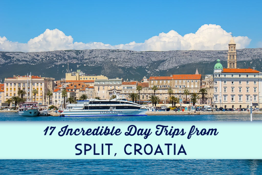 17 Incredible Day Trips From Split, Croatia by JetSettingFools.com