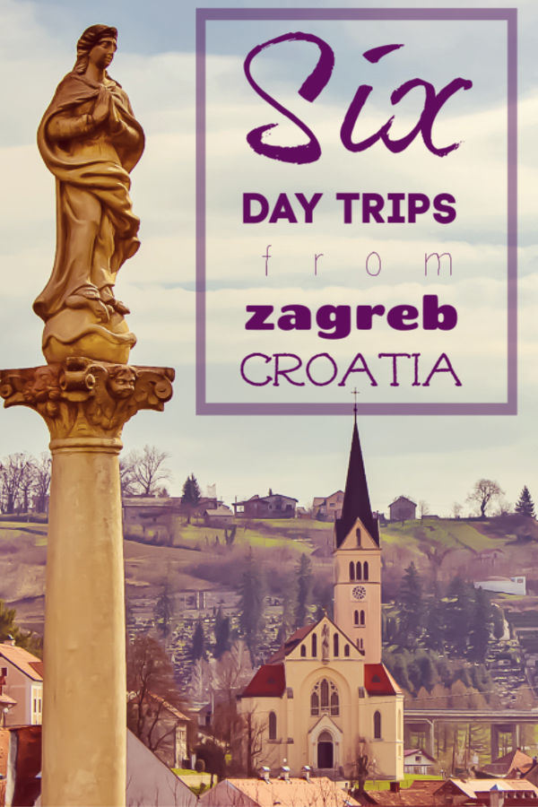 6 Day Trips from Zagreb by JetSettingFools.com