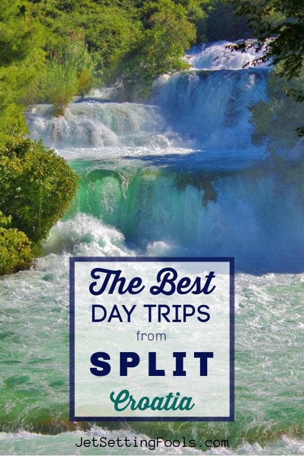 Best Day Trips from Split, Croatia by JetSettingFools.com