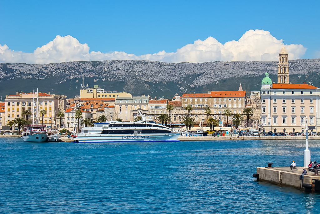 Split Croatia Island Hopping