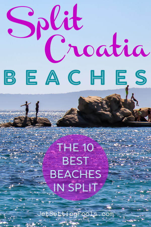 Split, Croatia Beaches 10 Best Beaches in Split