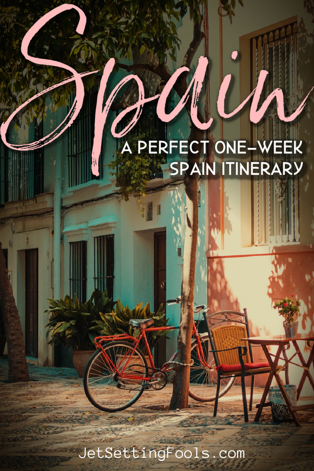 A Perfect One Week Spain Itinerary by JetSettingFools.com