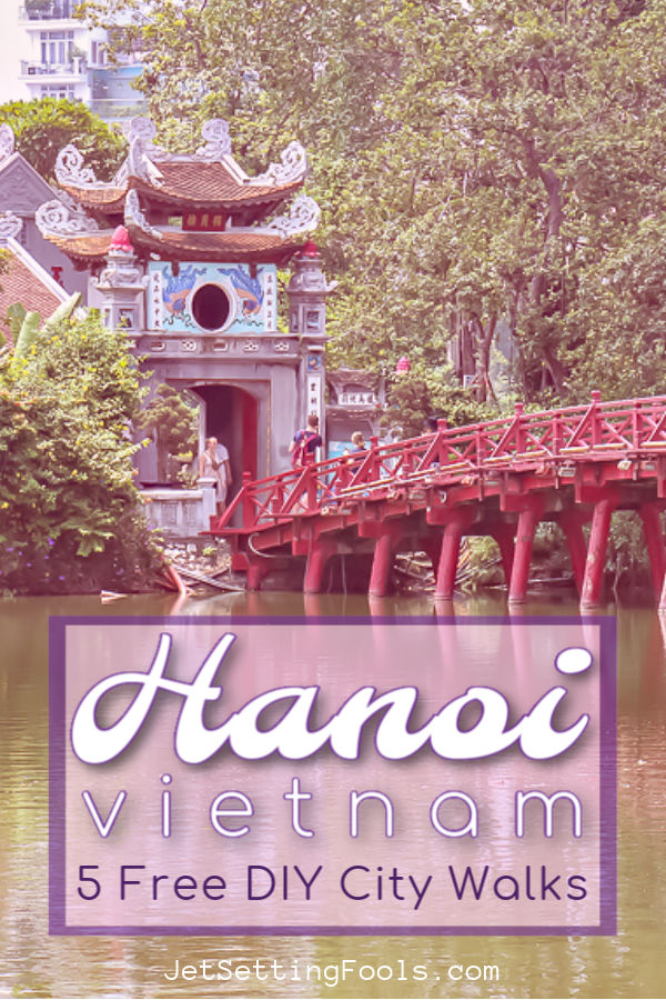 Hanoi Free Walking Tours by JetSettingFools.com
