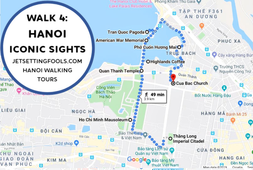 Hanoi Walking Tour Walk 4 by JetSettingFools.com