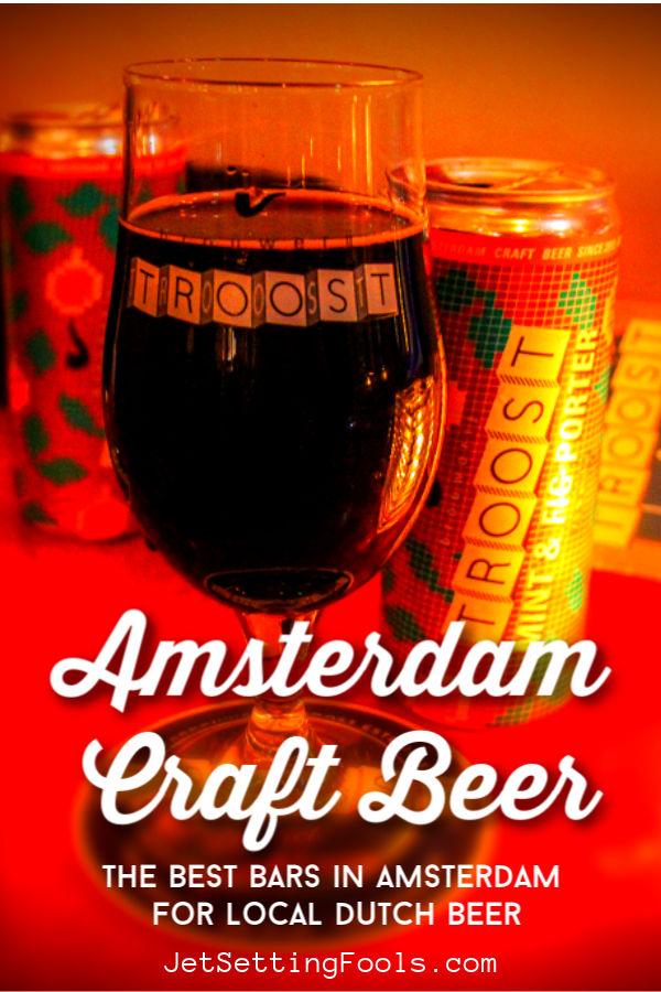 Amsterdam Craft Beer by JetSettingFools.com