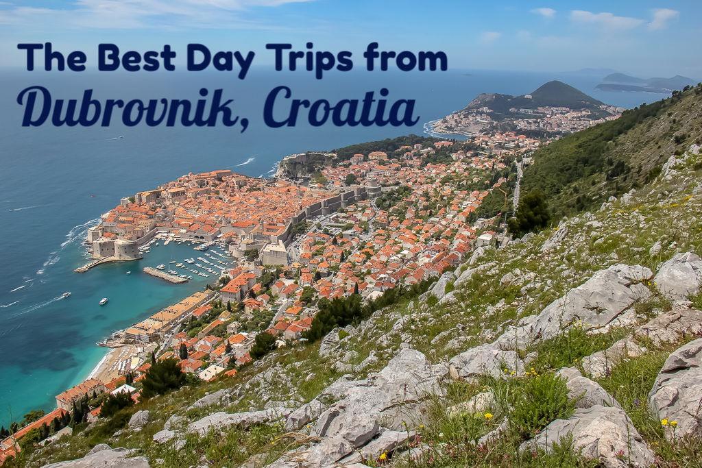 Best Day Trips from Dubrovnik, Croatia by JetSettingFools.com