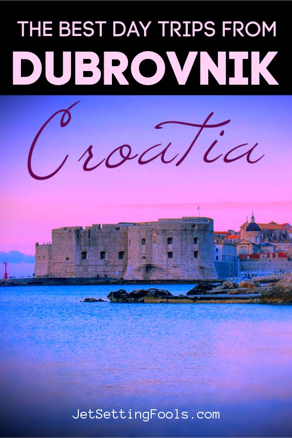 Day Trips from Dubrovnik by JetSettingFools.com