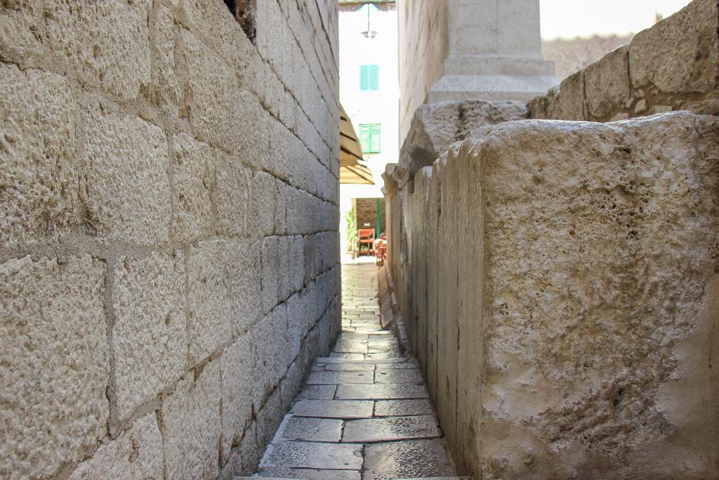 Smallest Lane, Split, Croatia