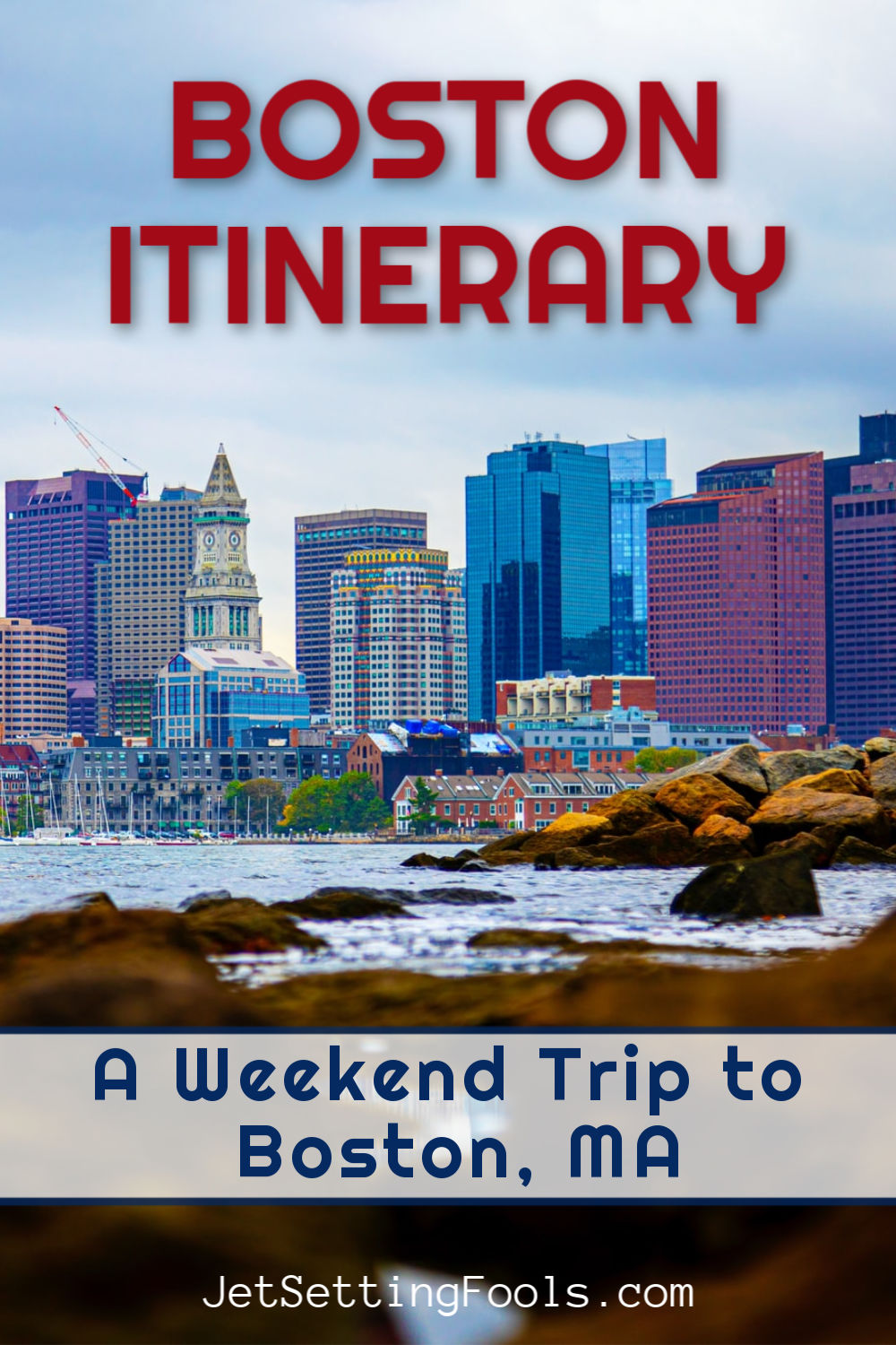 A Weekend Trip to Boston Itinerary by JetSettingFools.com