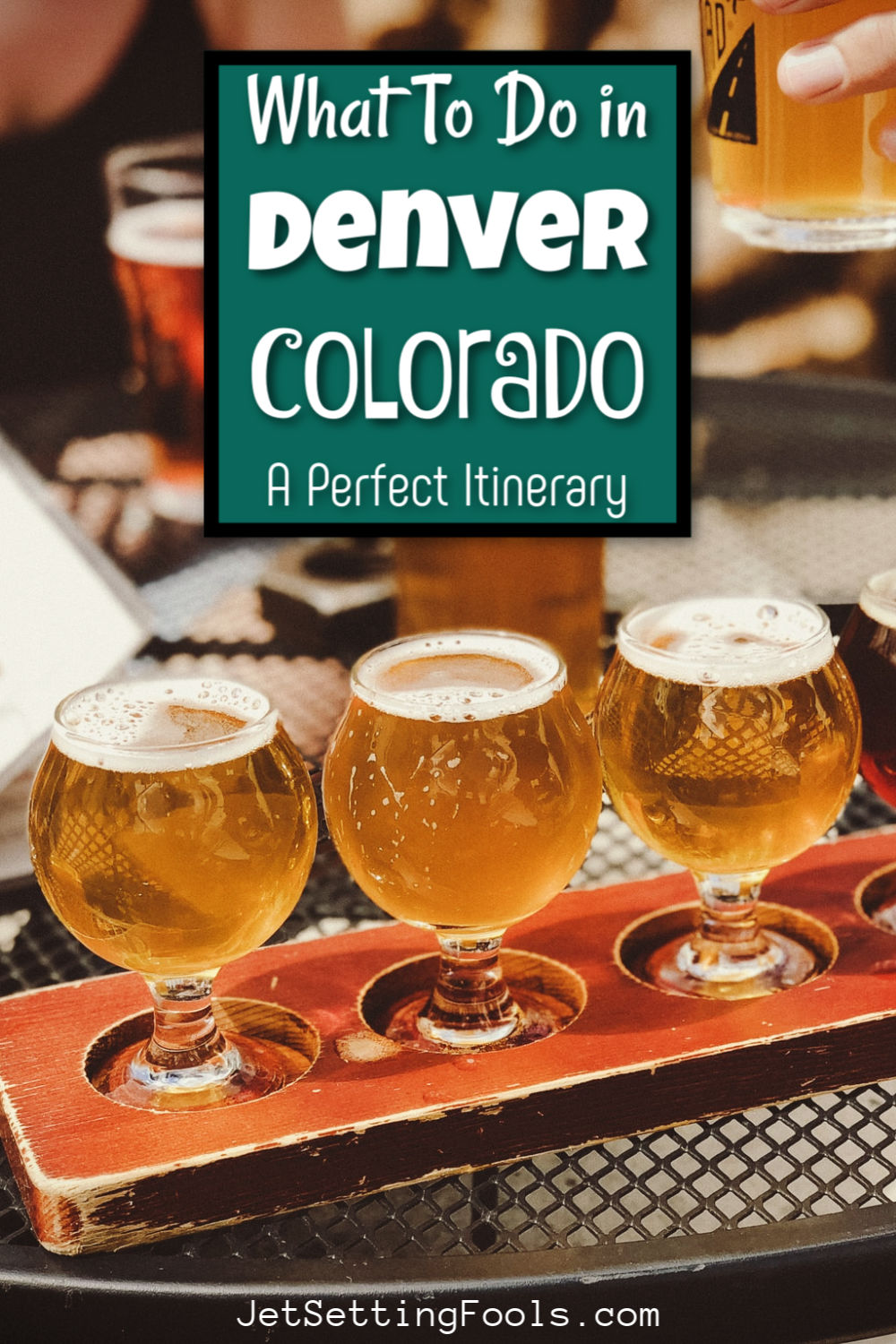 What To Do in Denver Colorado a Perfect Itinerary by JetSettingFools.com
