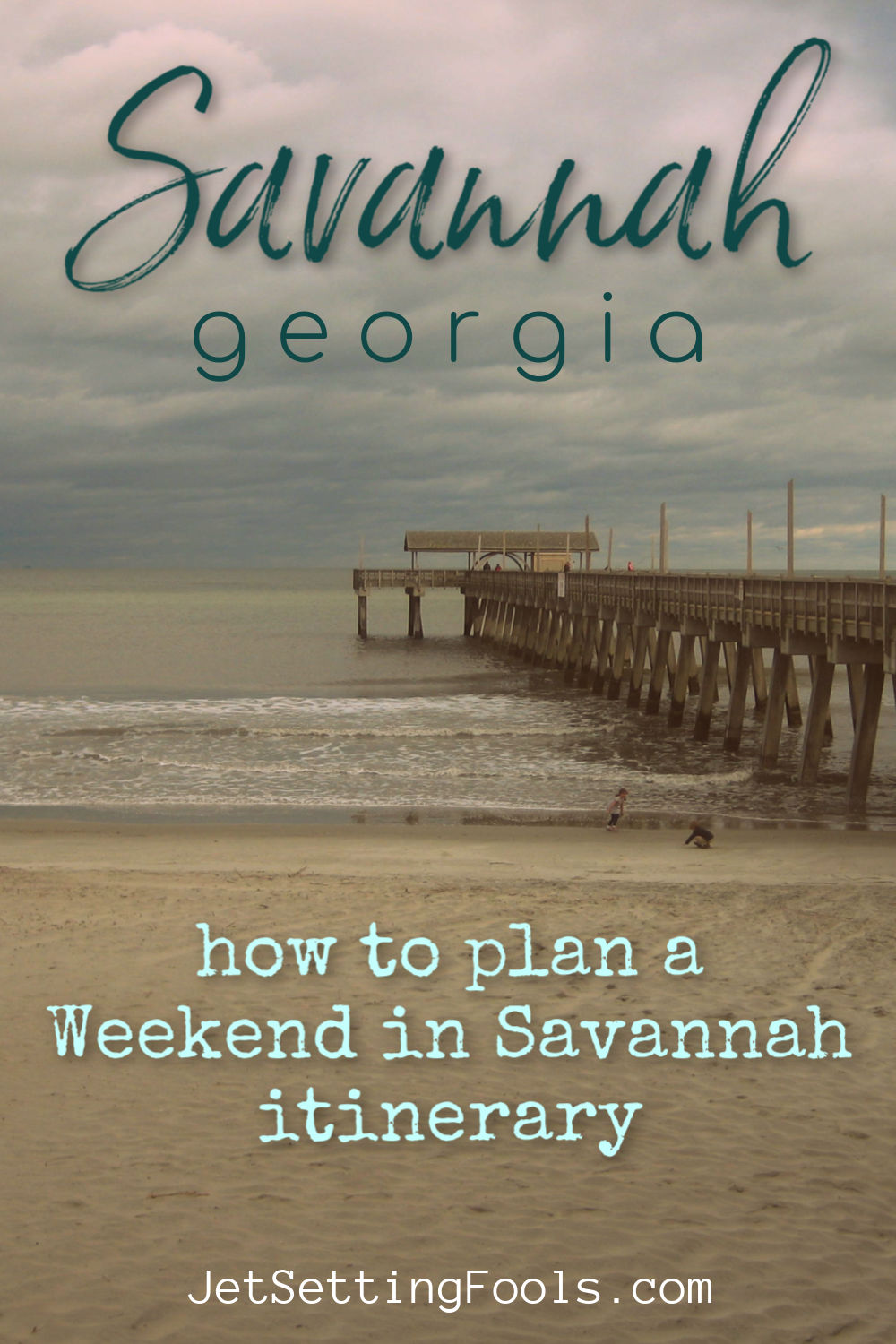 Weekend in Savannah Georgia by JetSettingFools.com