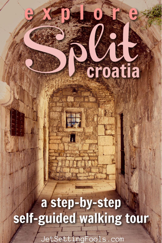 Explore Split Walking Tour by JetSettingFools.com