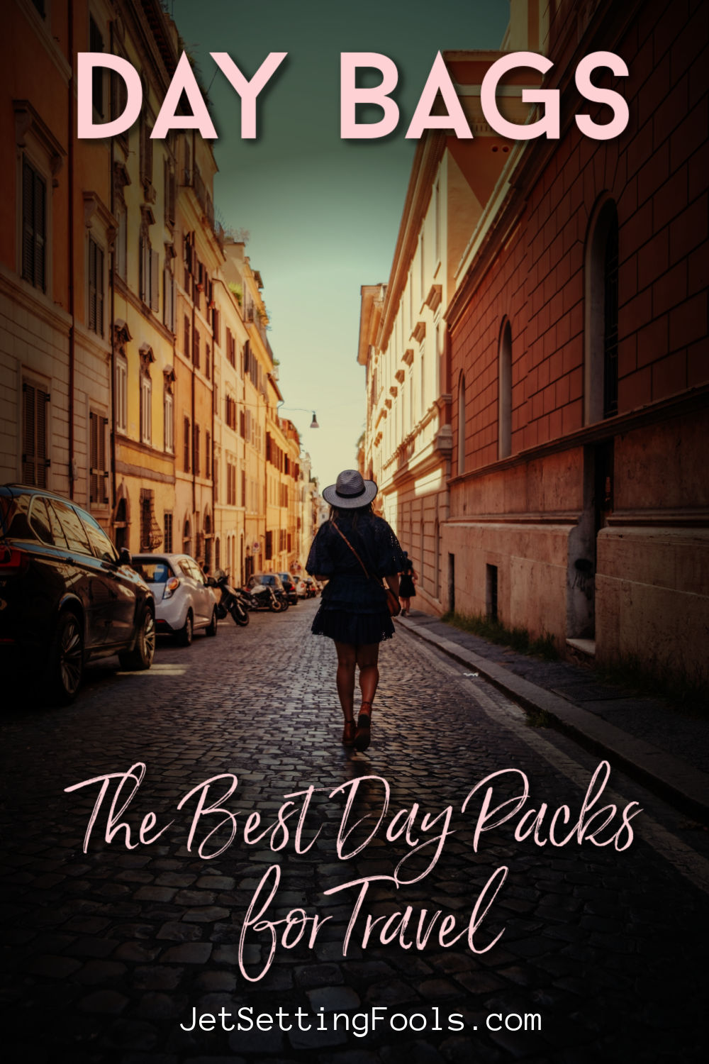 Best Day Packs for Travel by JetSettingFools.com