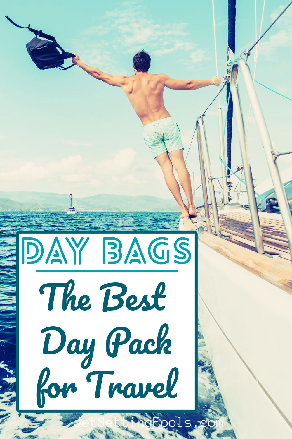 Day Bags Best Day Pack for Travel by JetSettingFools.com