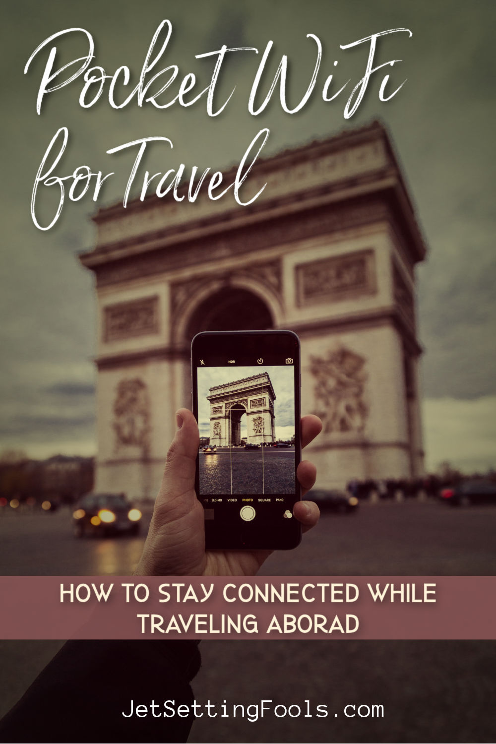 Pocket WiFi for Travel How To Stay Connected Abroad by JetSettingFools.com