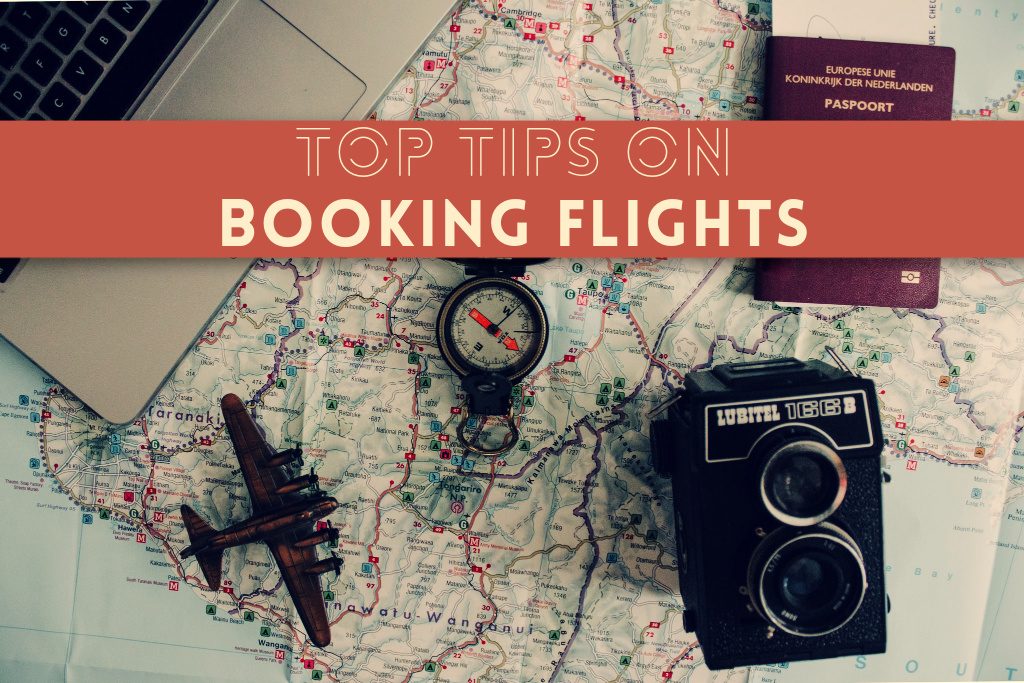 Top Tips on Booking Flights by JetSettingFools.com