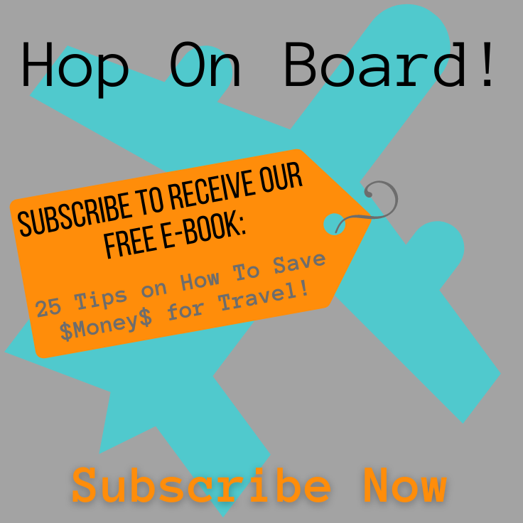 Subscribe to JetSetting Fools and Get a Free Ebook