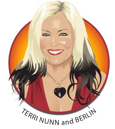 Terri Nunn & Berlin will be headlining the Pride Festival