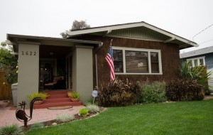 This Craftsman bungalow is on the Old House Fair home tour. (Courtesy Michael Good)