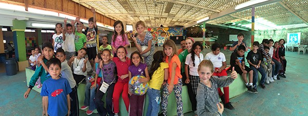 The Rosarito Boys and Girls Club will be the benefactors of a fundraiser at Balboa Park on Saturday, Oct. 24 at 10 a.m. (Photo courtesy of Rosarita Boys and Girls Club