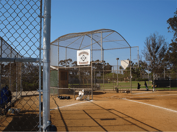 The bats are quiet at Joe Schloss Field, where other coaches will now have to fill Joe's shoes. (Courtesy of Steve Hon)