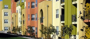 Metro Villa Apartments are affordable housing in City Heights. (Courtesy of sdhc.org)