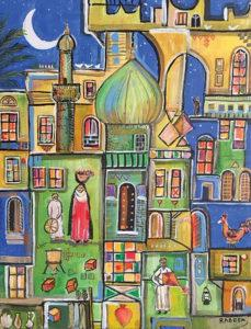 Baghdad Iat by Rabea Alwiswasee (Courtesy of the artist)