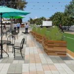 Normal Street Promenade receives Uptown Planners support