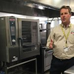 Changing the face of cafeteria cuisine