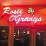 Rosie O'Grady's changes hands
