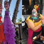 Celebrating Day of the Dead in Old Town San Diego State Historic Park
