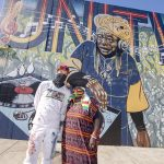 DJ honored with vibrant East Village mural
