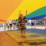 Pride kicked off with community march