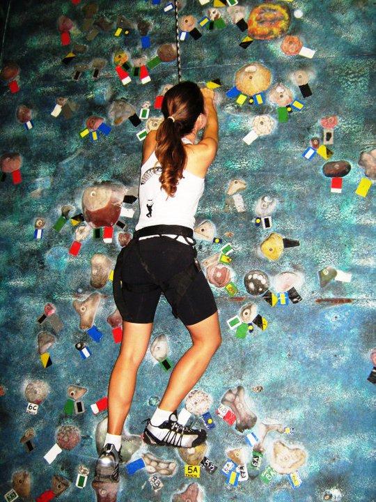 escalada indoor