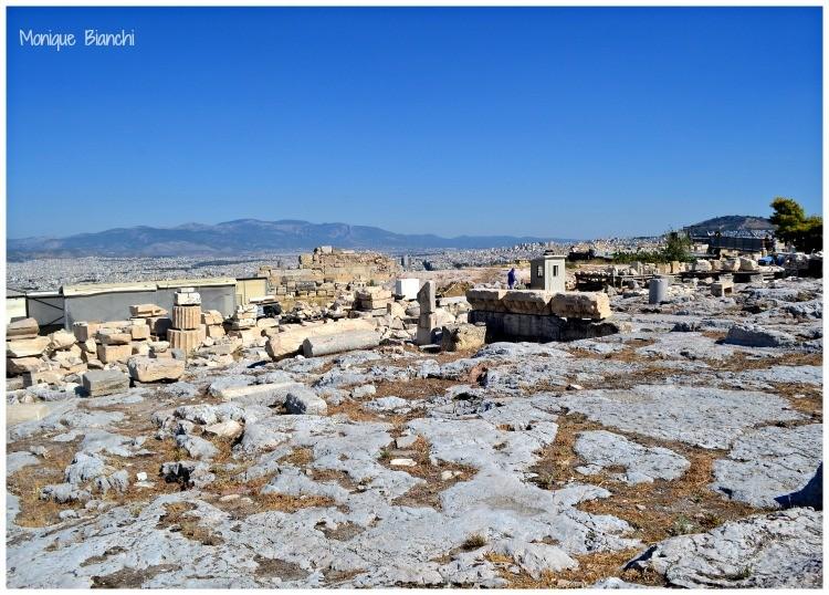 ruinas acropoles atenas