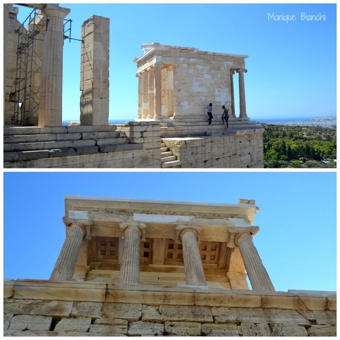 templo athena nike acropole