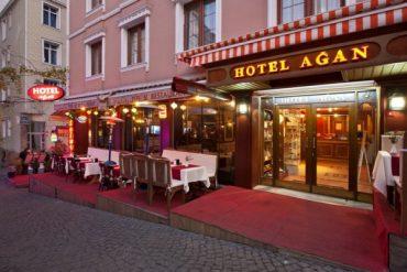 hotel agan istambul