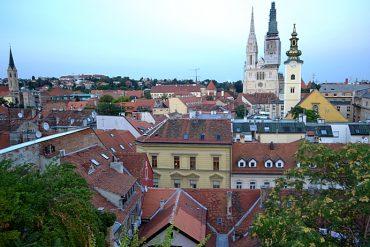 Zagreb parte alta