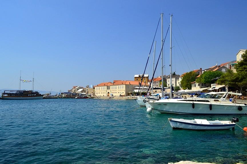 melhores praias croácia