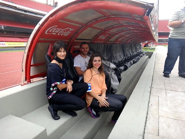 visita estádio do morumbi