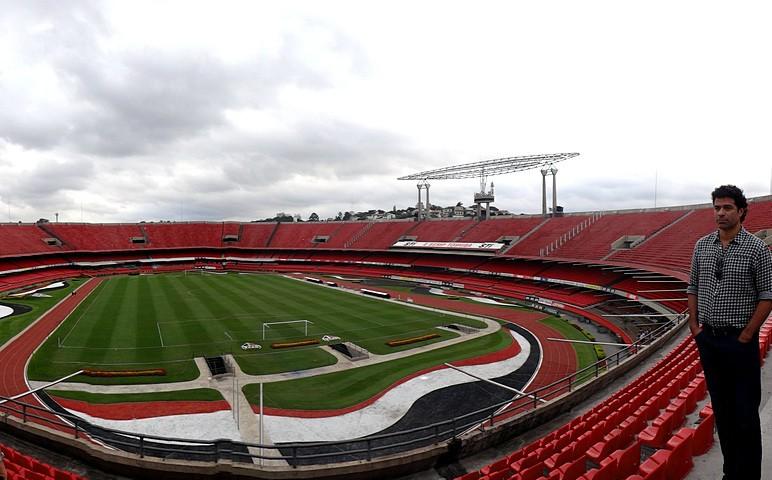 tour estádio do morumbi
