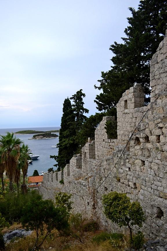 muralhas hvar
