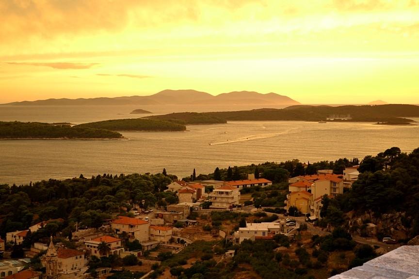 cidade medieval croácia