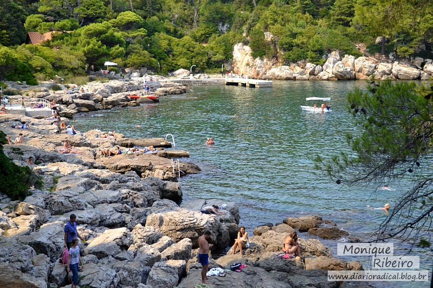 ilha de lokrum dubrovnik