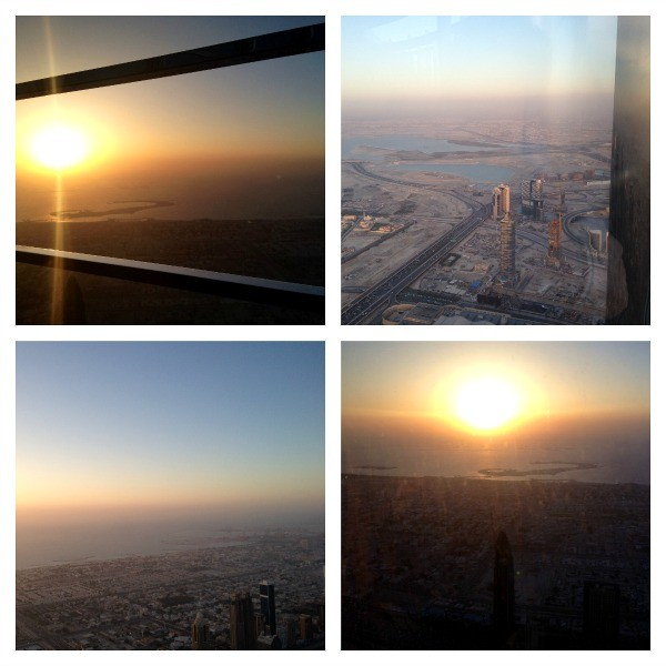 at the top burn khalifa
