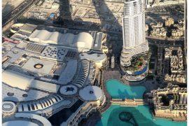 topo burj khalifa