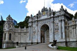 palacio dolmabahce istambul