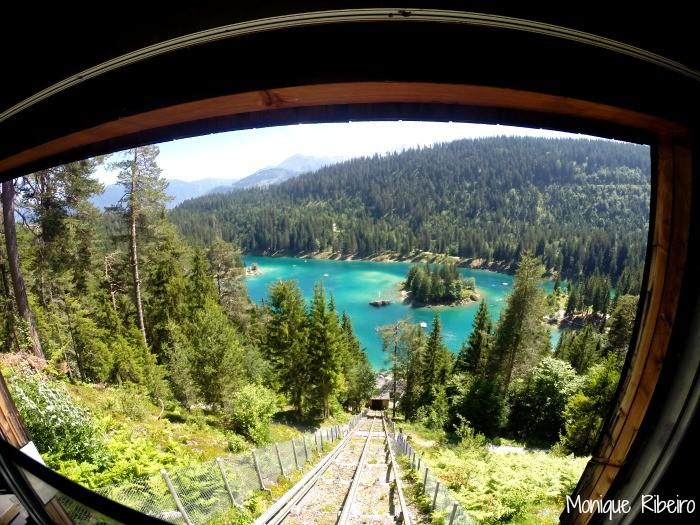 caumasee lake