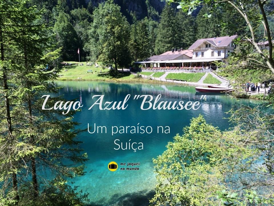 lago blausee suica