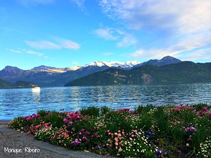 viajar suiça no verão